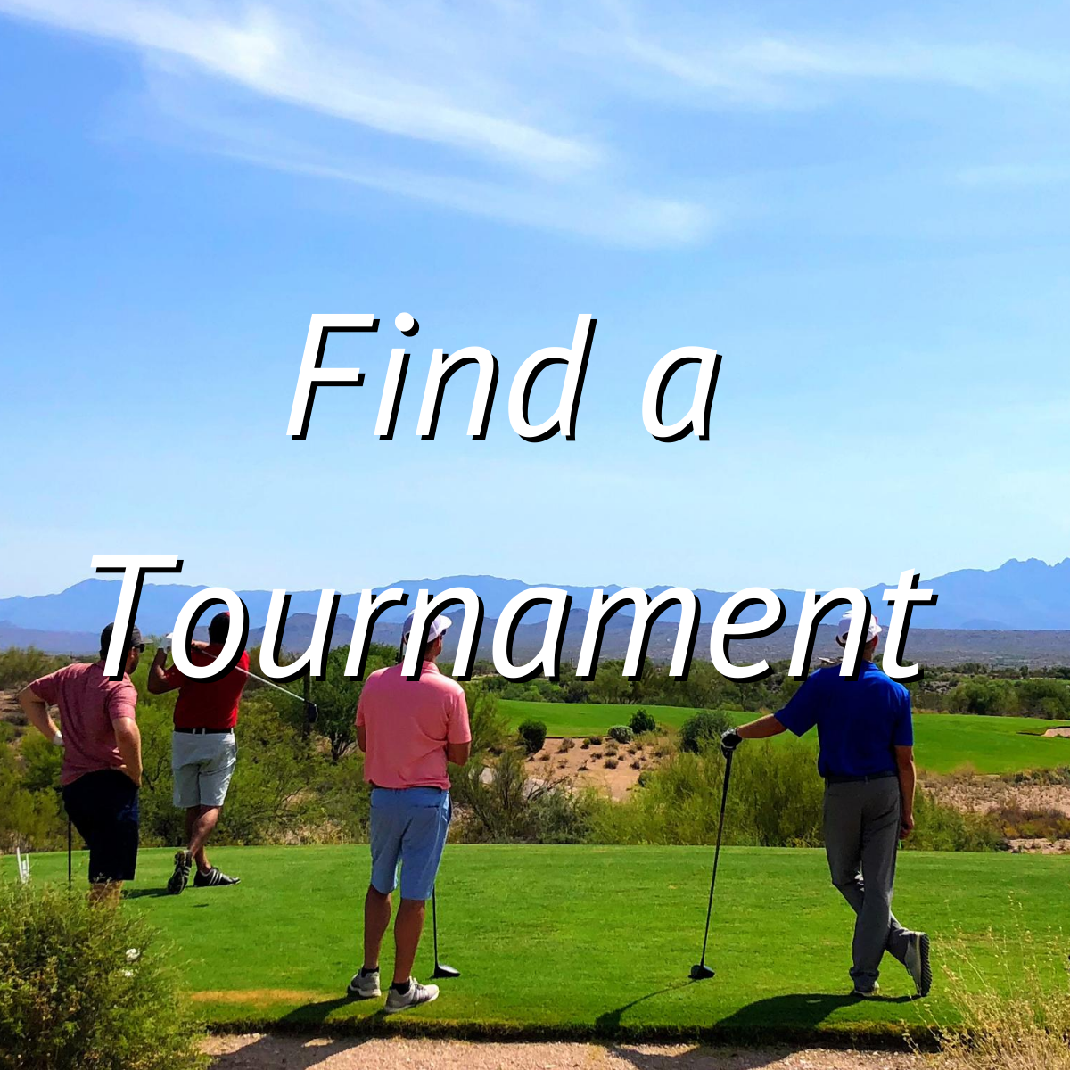 Golf & Grow tournaments are the best and most fun in Arizona