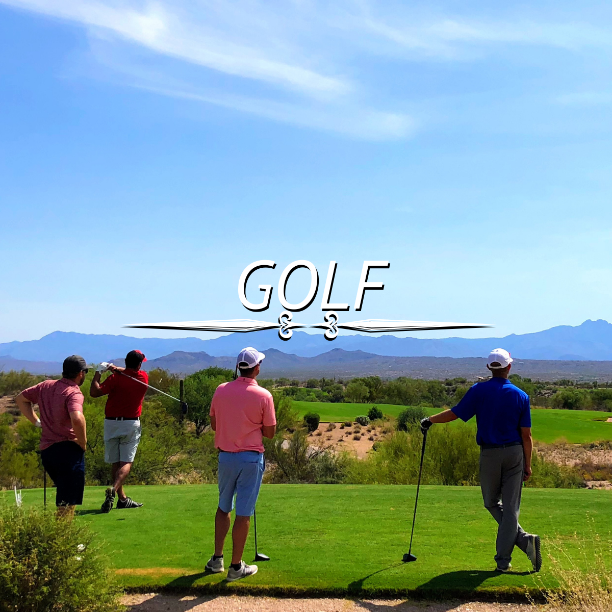 Play the #1 golf course with Golf & Grow traveling country club