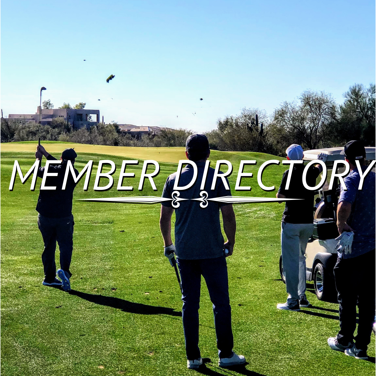 View the Golf & Grow country club member directory