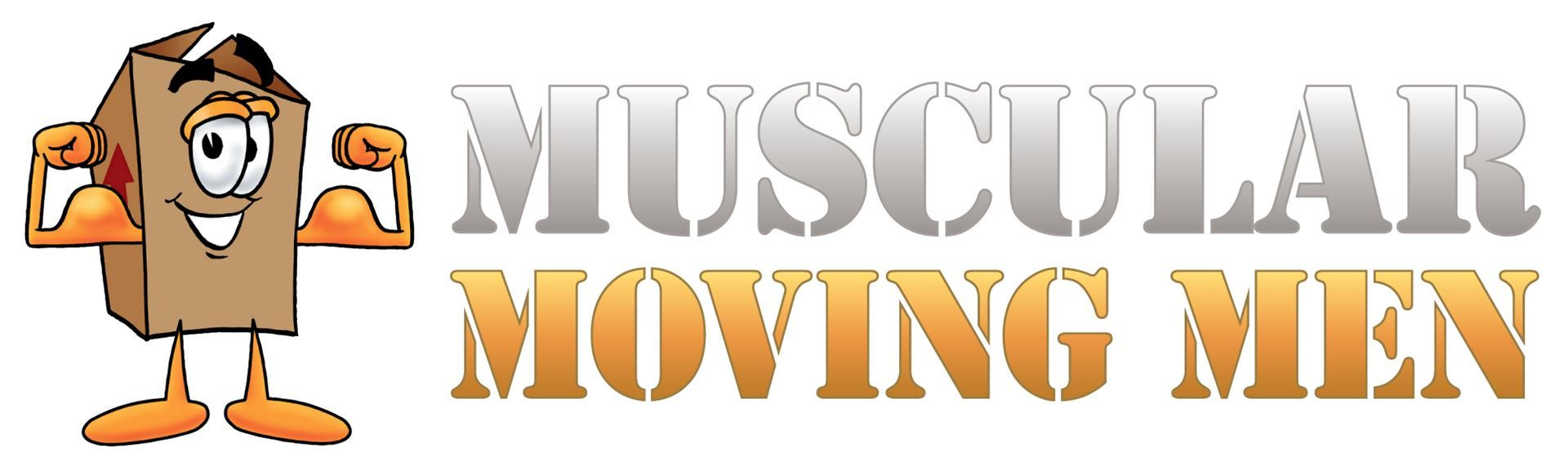 muscular moving men proud sponsor of golf and grow networking golf tournament in scottsdale az